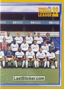 Team Photo (2/2) (Tottenham Hotspur)