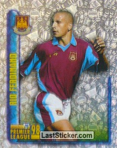 Rio Ferdinand (Superstar) (West Ham United)