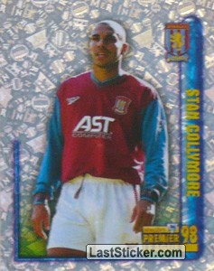 Stan Collymore (Hotshot) (Aston Villa)