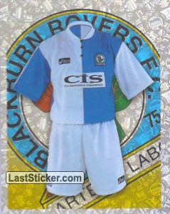 Home Kit (Blackburn Rovers)