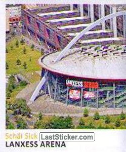 Lanxess Arena (puzzle) (Schäl Sick)