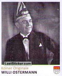 Willy Ostermann (Kultfiguren & Originale)