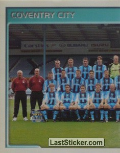 Team Photo (1/2) (Coventry City)