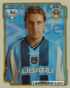 Darren Huckerby (Coventry City)
