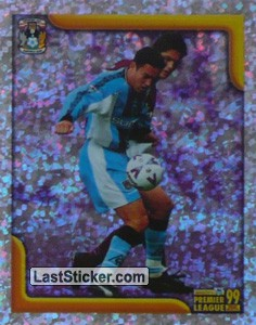 Paul Telfer (Key Player) (Coventry City)
