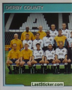 Team Photo (1/2) (Derby County)