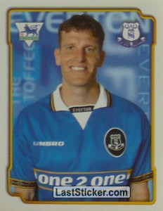 Craig Short (Everton)