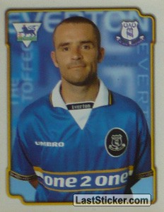 John Spencer (Everton)