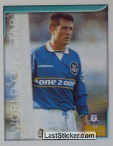 John Collins (World Cup Star) (Everton)