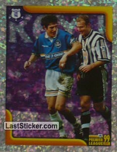 Slaven Bilic (Key Player) (Everton)