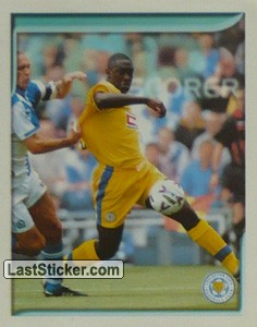 Emile Heskey (Top Scorer) (Leicester City)