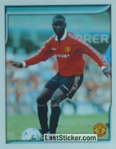 Andy Cole (Top Scorer) (Manchester United)