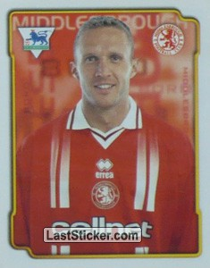 Steve Vickers (Middlesbrough)