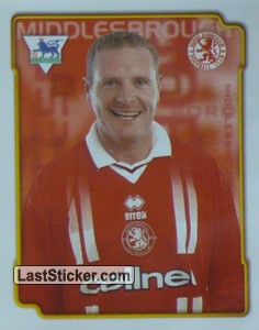 Paul Gascoigne (Middlesbrough)