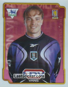 Mark Bosnich (Aston Villa)