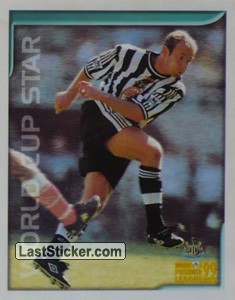 Alan Shearer (World Cup Star) (Newcastle United)