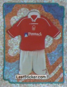 Home Kit (Nottingham Forest)