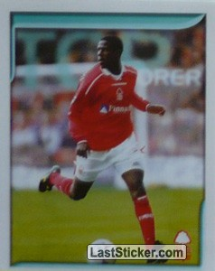 Chris Bart-Williams (Top Scorer) (Nottingham Forest)