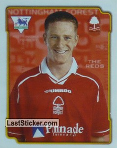 Craig Armstrong (Nottingham Forest)