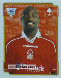 Jean-Claude Darcheville (Nottingham Forest)