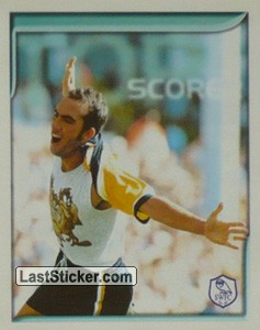Paolo Di Canio (Top Scorer) (Sheffield Wednesday)