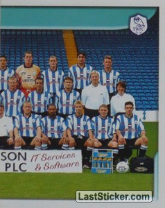 Team Photo (2/2) (Sheffield Wednesday)