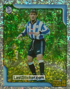 Andy Hinchcliffe (Fans' Favourite) (Sheffield Wednesday)