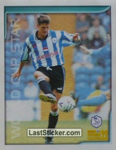 Wim Jonk (World Cup Star) (Sheffield Wednesday)