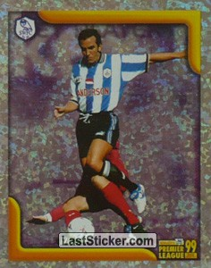 Paolo Di Canio (Key Player) (Sheffield Wednesday)