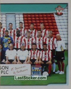 Team Photo (2/2) (Southampton)