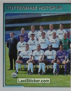 Team Photo (1/2) (Tottenham Hotspur)