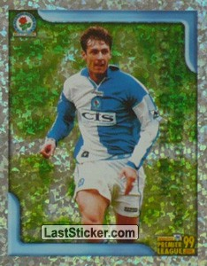 Chris Sutton (Fans' Favourite) (Blackburn Rovers)