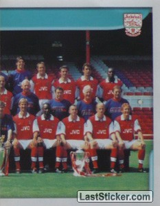 Team Photo (2/2) (Arsenal)