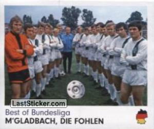 M'Gladbach, Die Fohlen (Best of Bundesliga)