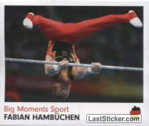 Fabian Hambüchen (Big Moments des Sports)