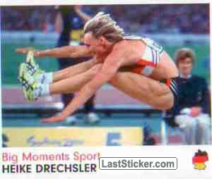 HeiKe Drechsler (Big Moments des Sports)