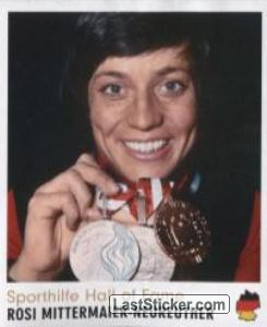 Rosi Mittermaier-Neureuther (Hall of Fame des Sports)