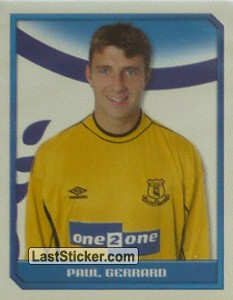 Paul Gerrard (Everton)