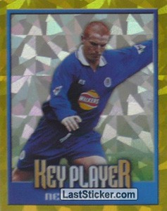 Neil Lennon (Key Player) (Leicester City)
