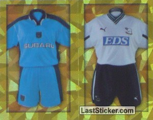 Home Kits Coventry City/Derby County (a/b) (The Kits)