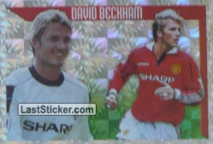 David Beckham (Star Midfielder) (Manchester United)