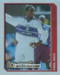Paul Ince (New Signing) (Middlesbrough)