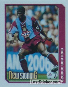 George Boateng (New Signing) (Aston Villa)