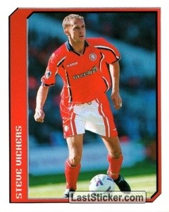 Steve Vickers (Star Defender) (Middlesbrough)