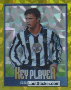 Gary Speed (Key Player) (Newcastle United)