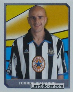 Temuri Ketsbaia (Newcastle United)