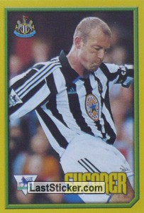 Shearer (Head to Head) (Newcastle United)