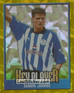 Wim Jonk (Key Player) (Sheffield Wednesday)