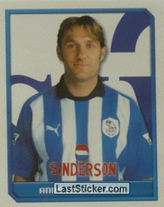 Andy Hinchcliffe (Sheffield Wednesday)