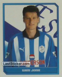 Wim Jonk (Sheffield Wednesday)